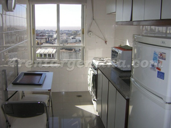 Callao et Juncal II: Furnished apartment in Recoleta