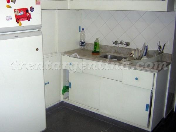 Apartment Parera and Guido - 4rentargentina