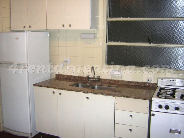 Santa Fe et Bustamante: Apartment for rent in Palermo