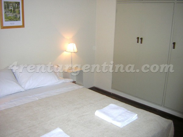 Santa Fe et Bustamante: Furnished apartment in Palermo