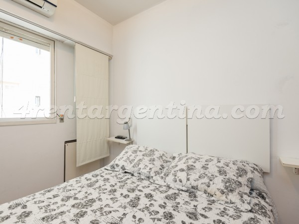 Billinghurst and Mansilla, apartment fully equipped