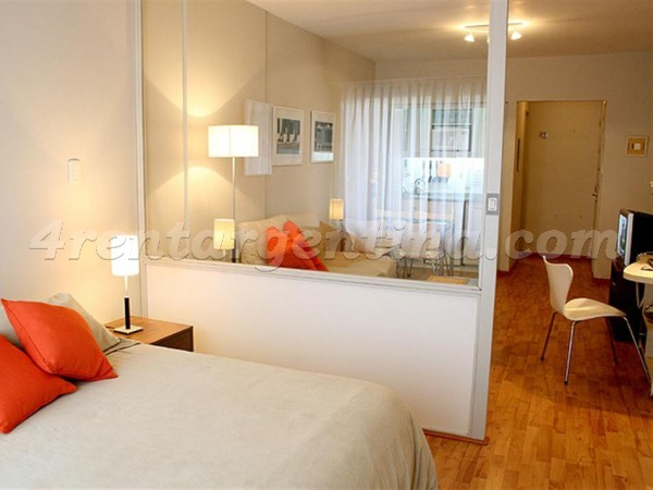 Apartment Callao and Santa Fe - 4rentargentina