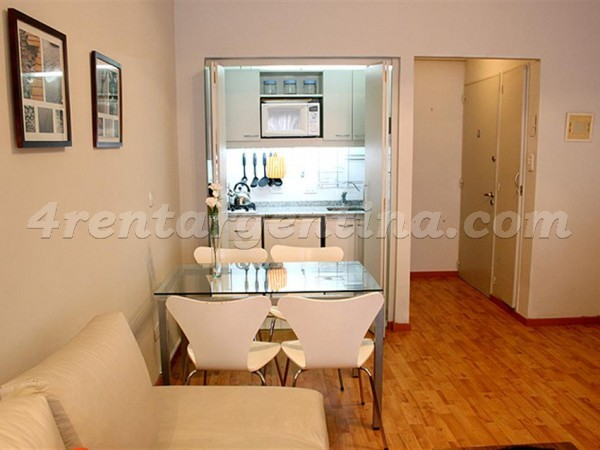Callao and Santa Fe: Apartment for rent in Buenos Aires