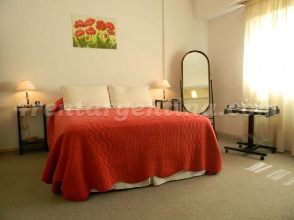 Apartamento Azcuenaga e Guido IV - 4rentargentina