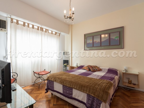 Apartment Larrea and Juncal - 4rentargentina