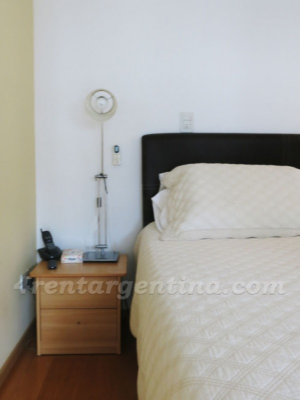 Thames and Charcas: Apartment for rent in Buenos Aires