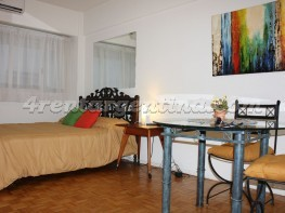 Apartamento Scalabrini Ortiz e Guemes - 4rentargentina