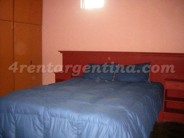 Apartment Jufre and Scalabrini Ortiz I - 4rentargentina