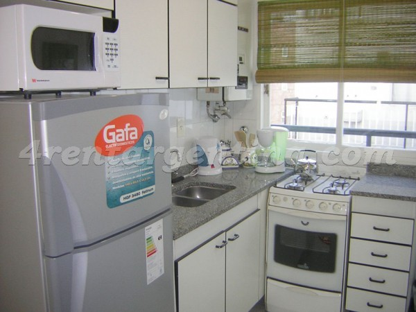 Apartment Bulnes and Corrientes - 4rentargentina