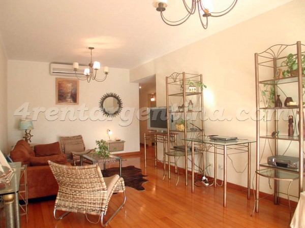 Apartment Cossettini and Azucena Villaflor - 4rentargentina