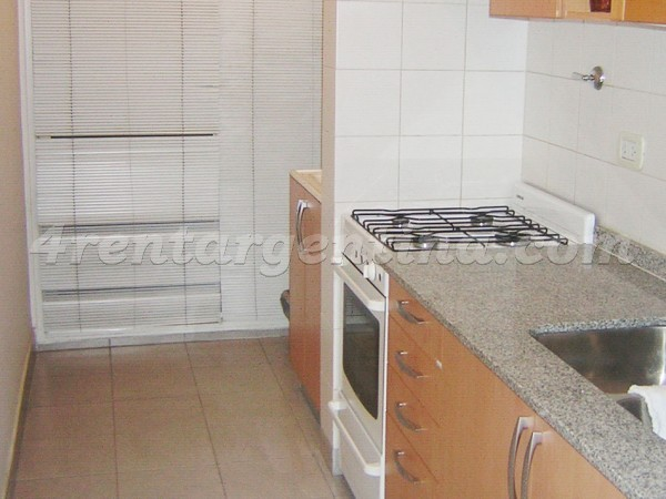 Libertador and Pampa: Apartment for rent in Belgrano