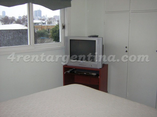 Apartment Carranza and Niceto Vega - 4rentargentina