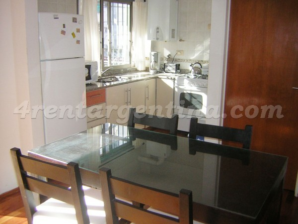Vera et Acevedo: Furnished apartment in Almagro
