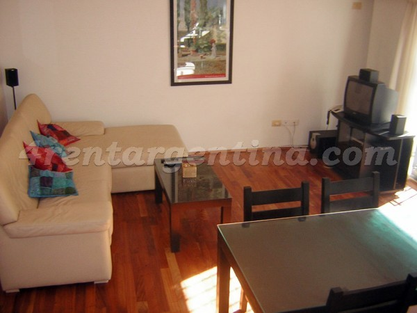 Vera et Acevedo, apartment fully equipped