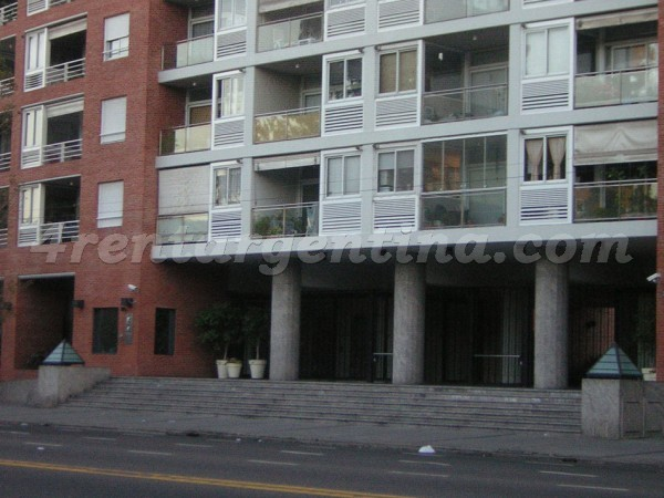 Libertador and Deheza, apartment fully equipped
