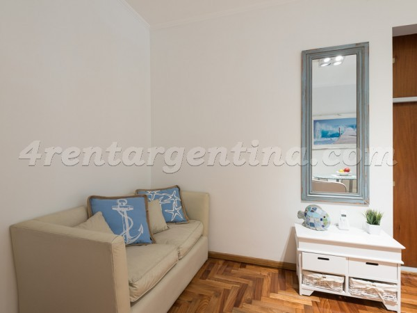 Gurruchaga and Charcas II: Apartment for rent in Buenos Aires