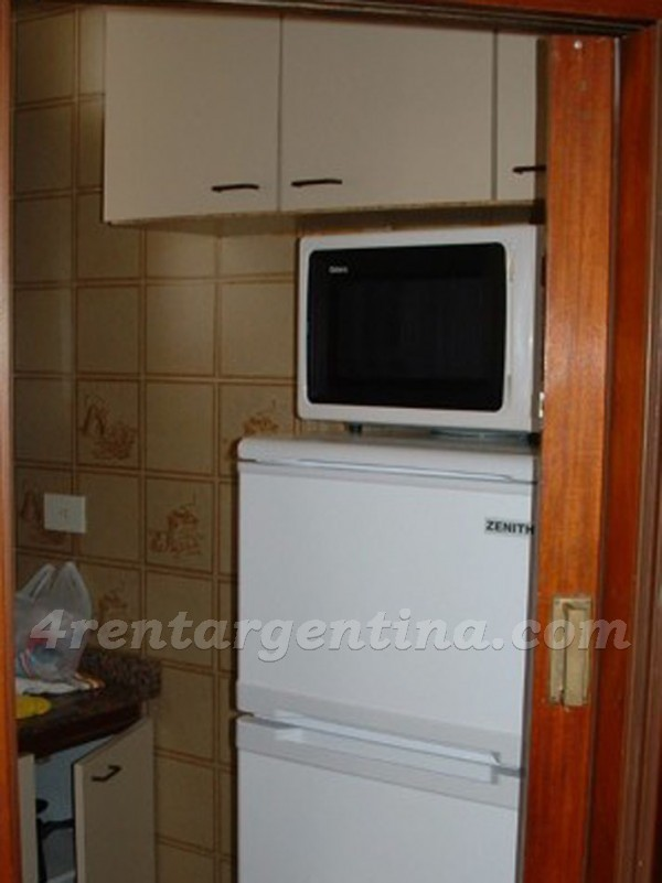 Guido et Junin I: Apartment for rent in Buenos Aires