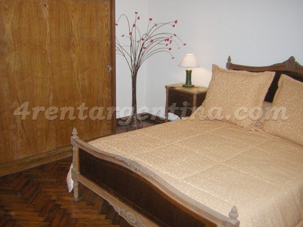 Junin and Bme. Mitre, apartment fully equipped