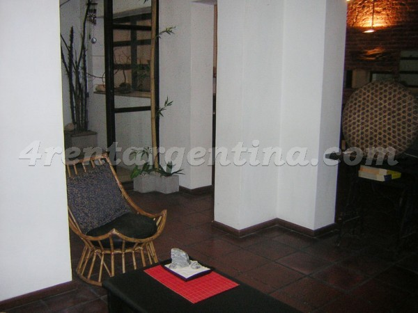 Apartment Corrientes and Callao III - 4rentargentina