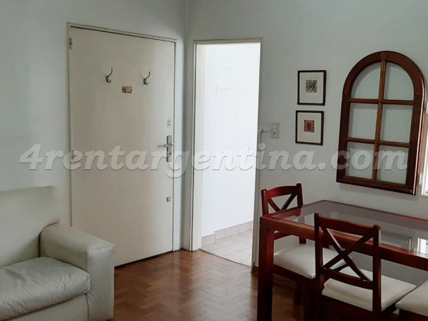 Apartment Juncal and Anchorena - 4rentargentina