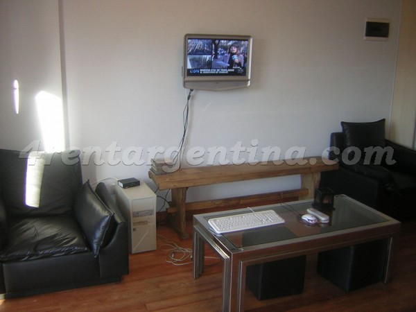 Apartment Diaz Velez and Yatay - 4rentargentina