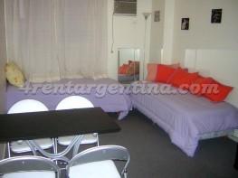 Apartamento M.T. Alvear e Maipu - 4rentargentina