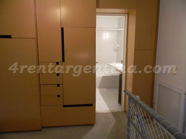 El Lazo and Cabello I: Apartment for rent in Palermo