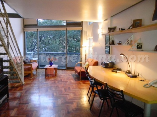 El Lazo and Cabello I, apartment fully equipped