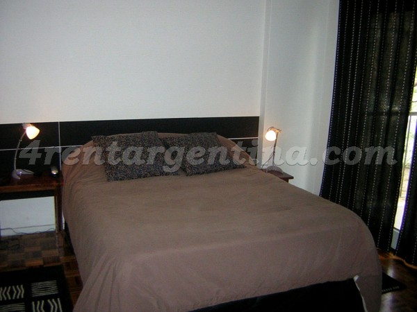 Cerrito and Rivadavia: Apartment for rent in Congreso