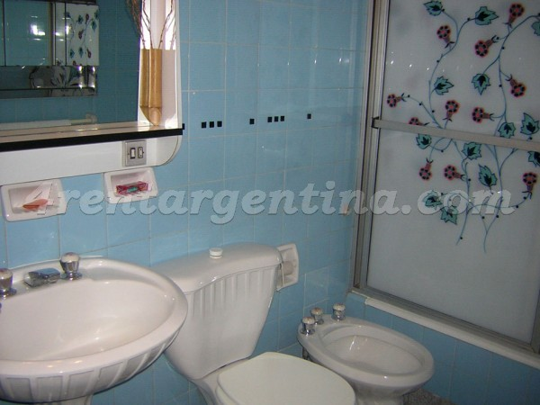 Cerrito and Rivadavia: Apartment for rent in Buenos Aires