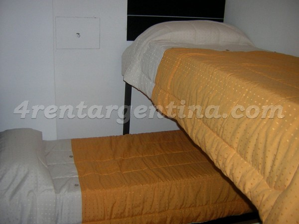Apartment for temporary rent in Congreso