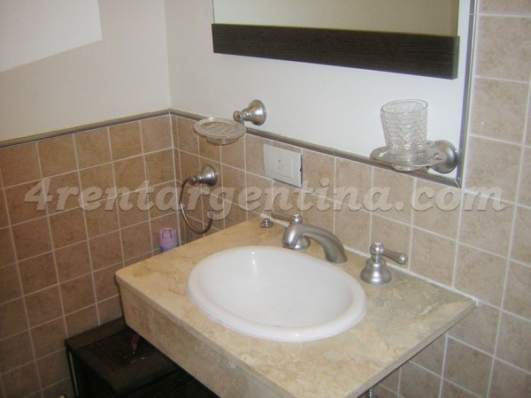 Apartment Junin and Juncal - 4rentargentina