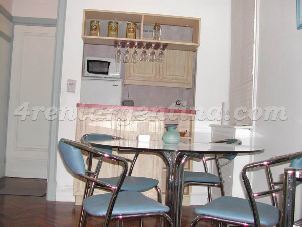 Apartment Guido and Junin II - 4rentargentina