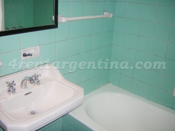 Apartment Virrey Loreto and Amenabar - 4rentargentina