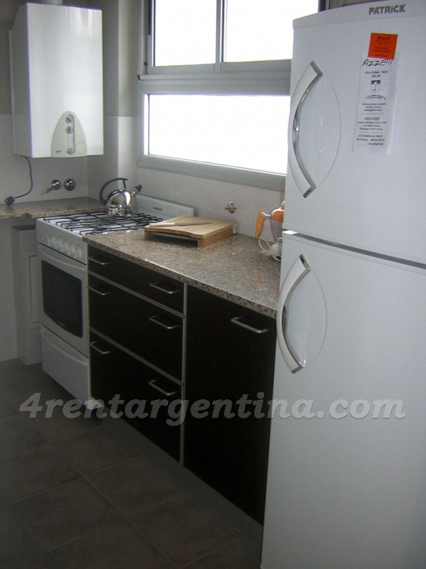 Cabrera and Serrano: Apartment for rent in Palermo
