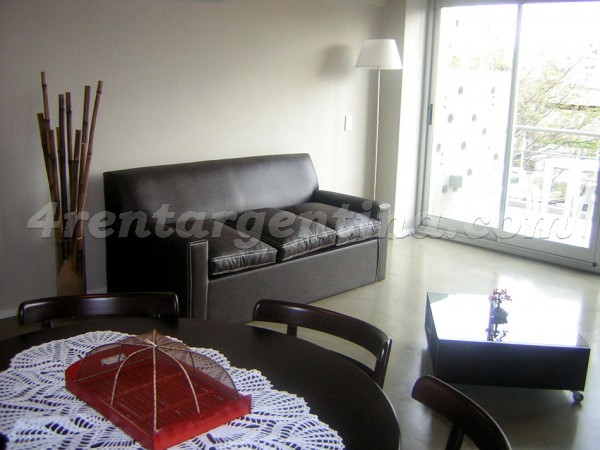Cabrera and Serrano: Furnished apartment in Palermo