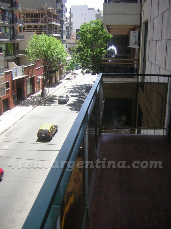 Apartment Billinghurst and Cordoba III - 4rentargentina