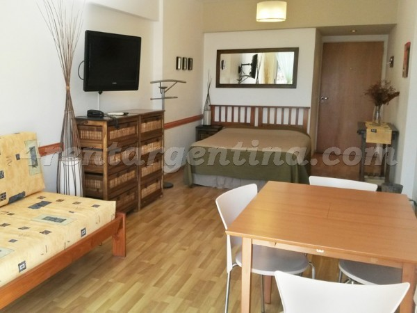 Corrientes et Gascon III, apartment fully equipped