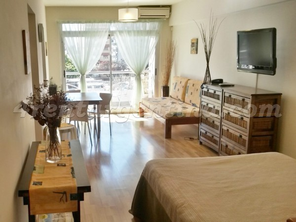 Corrientes and Gascon III: Apartment for rent in Buenos Aires