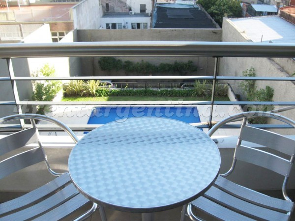 Corrientes and Gascon III: Apartment for rent in Almagro