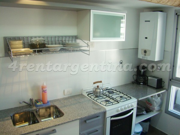 Apartment Corrientes and Gascon III - 4rentargentina