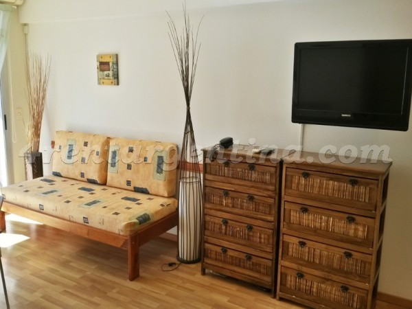 Corrientes et Gascon III: Apartment for rent in Buenos Aires