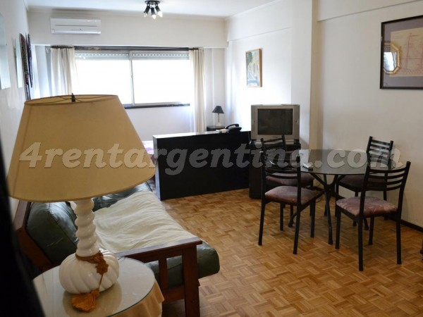 Apartment Rodriguez Peña and Sarmiento I - 4rentargentina