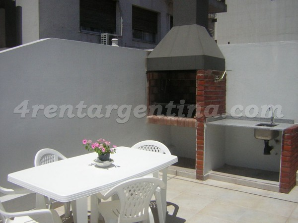 Apartment Billinghurst and Cordoba IV - 4rentargentina