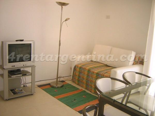 Apartamento Armenia e Paraguay I - 4rentargentina