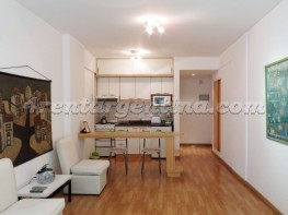 Apartment Billinghurst and Cordoba - 4rentargentina