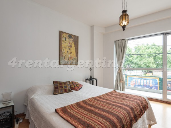Azcuenaga et Las Heras: Apartment for rent in Buenos Aires
