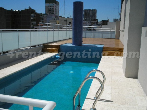 Apartment Azcuenaga and Las Heras - 4rentargentina