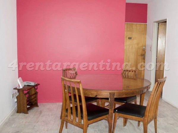 Apartment San Luis and Pueyrredon - 4rentargentina