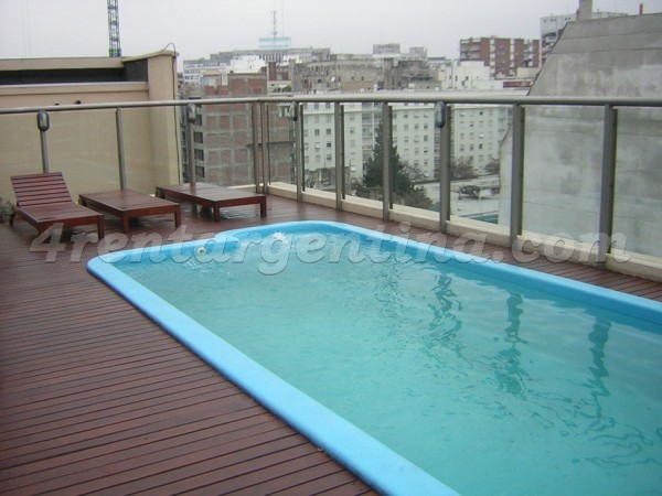 Soldado de la Independencia and Rep. de Eslovenia II: Apartment for rent in Las Ca�itas